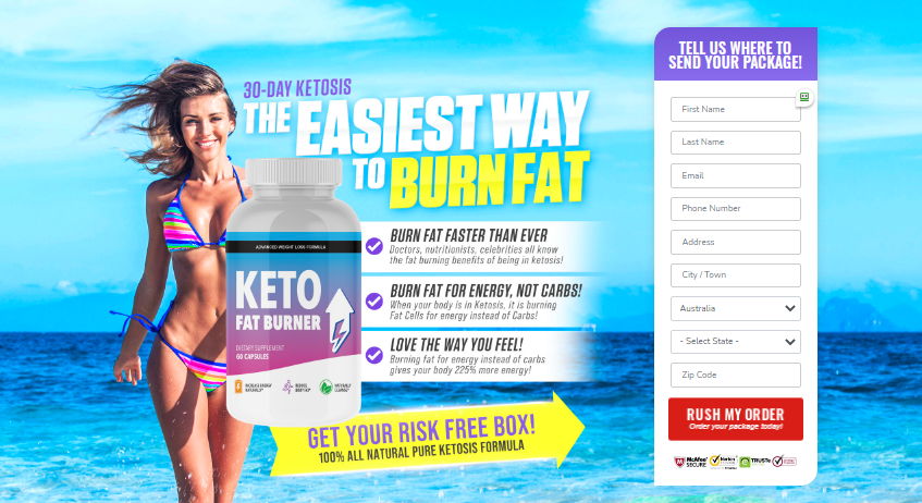 Keto Fat Burner [CANADA-CA] | 100% BHB | Best Keto Fat Burner Pills |