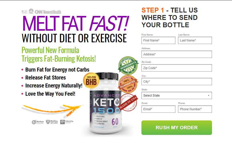 Keto Advanced 1500 {Canada}- Weight Loss On Keto | 7 Best Effective |