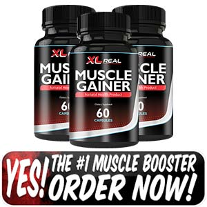 xl real muscle gainner